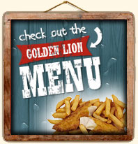 View The Golden Lion Cafe Menu